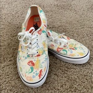 Limited Edition Disney Ariel Vans